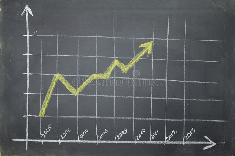 Download Growth stock photo. Image of moving, close, blackboard - 19382820