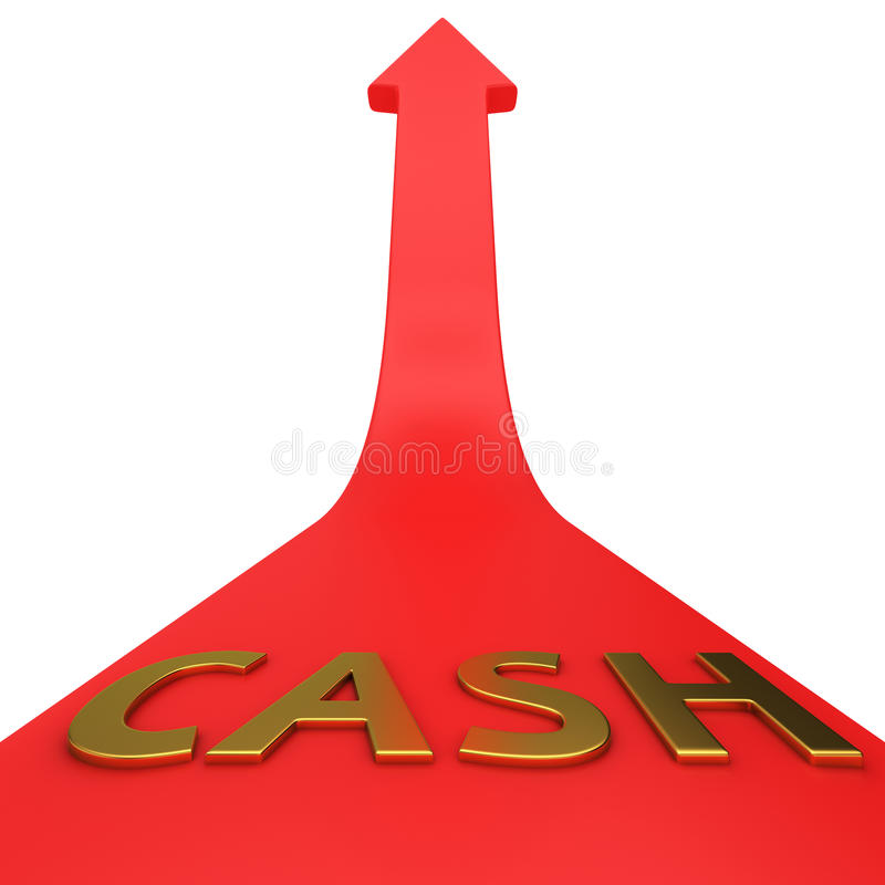 Download Growth of Cash stock illustration. Image of investment - 32248834