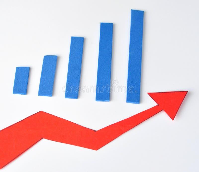 Download Growth Chart stock image. Image of grow, leadership, data - 22840805
