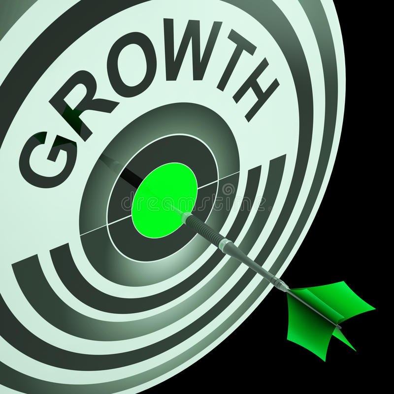 Download Growth Means Get Better, Bigger And Developed Royalty Free Stock Images - Image: 32066959