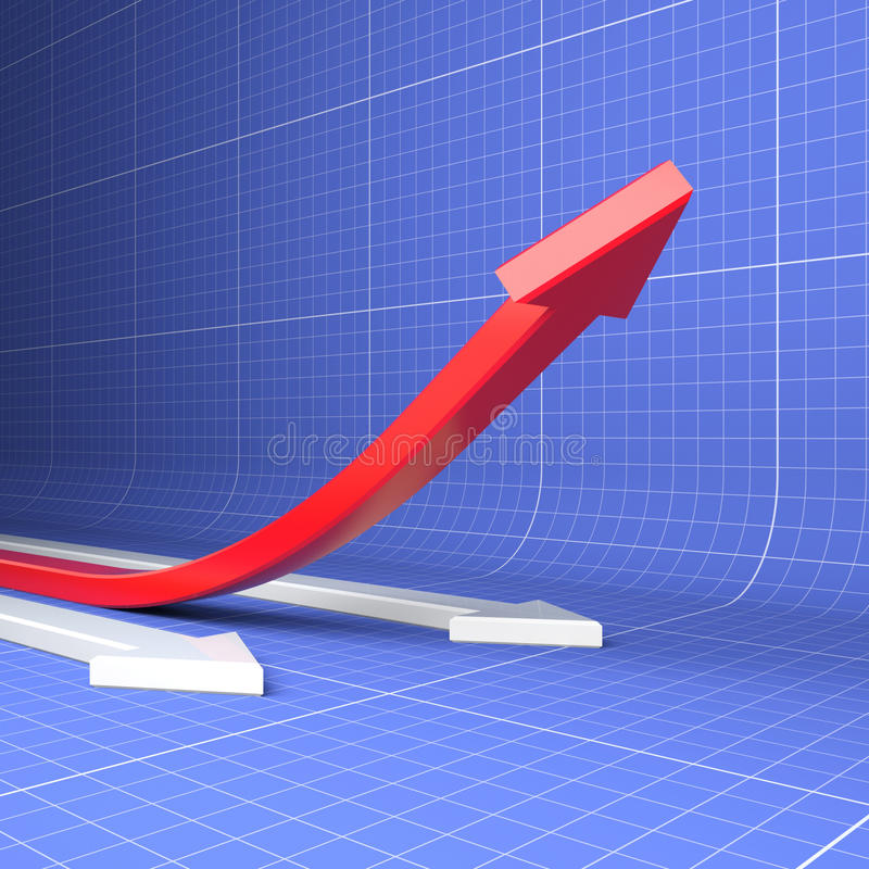Download Growth Of The Productivity Stock Photo - Image: 18695640