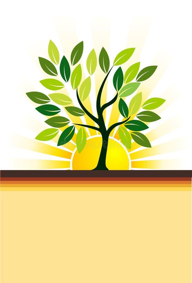 Download Growth tree stock illustration. Image of artwork, burn - 20420685