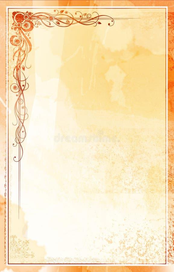 Gruß Gard stock abbildung