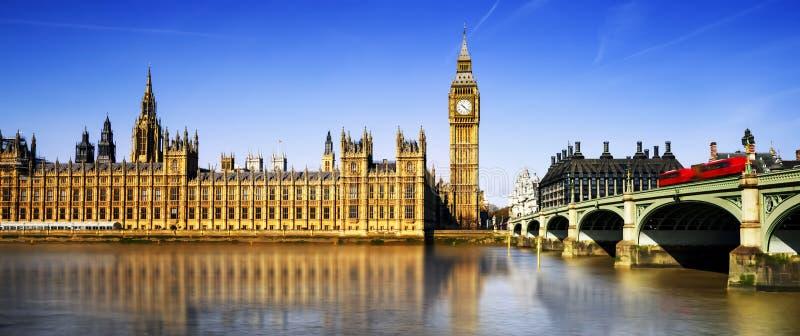 Grußkarte von London lizenzfreies stockbild