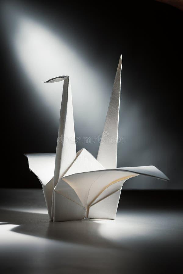 Gru 2 di Origami immagini stock