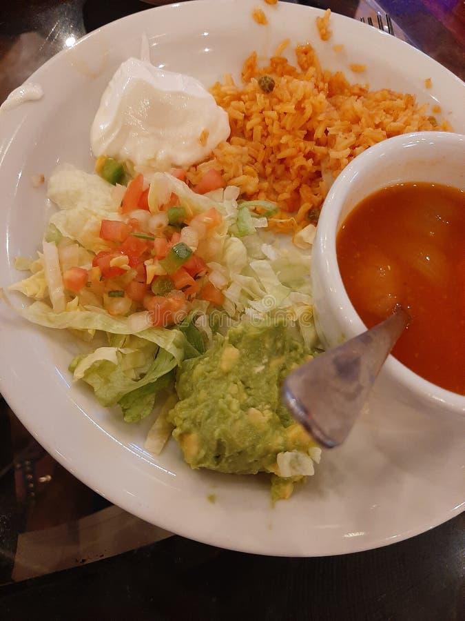 Gru a benna affamata un certo messicano fotografie stock libere da diritti