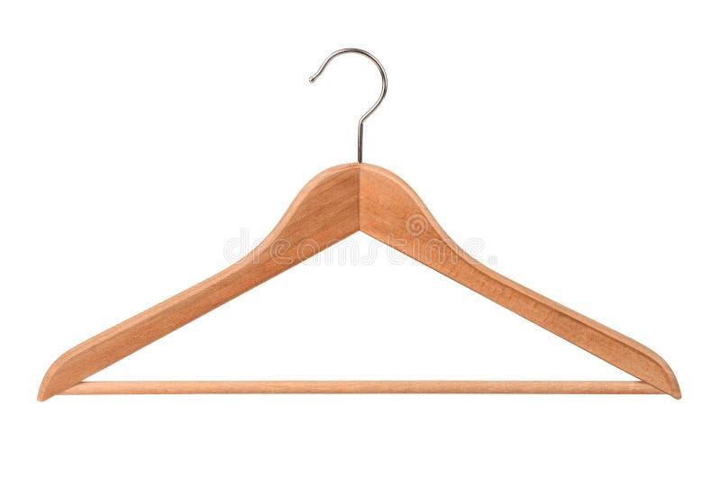 Gruccia per vestiti fotografia stock