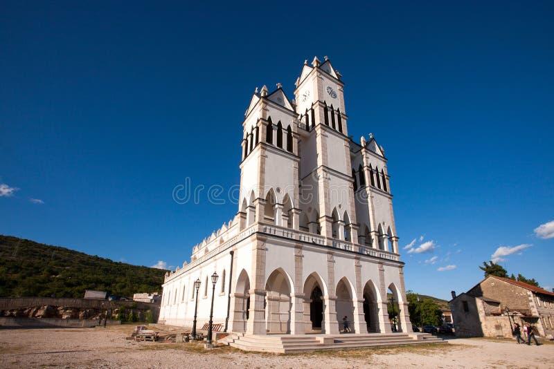 GRUDE, Bosnie-Herzégovine photos libres de droits