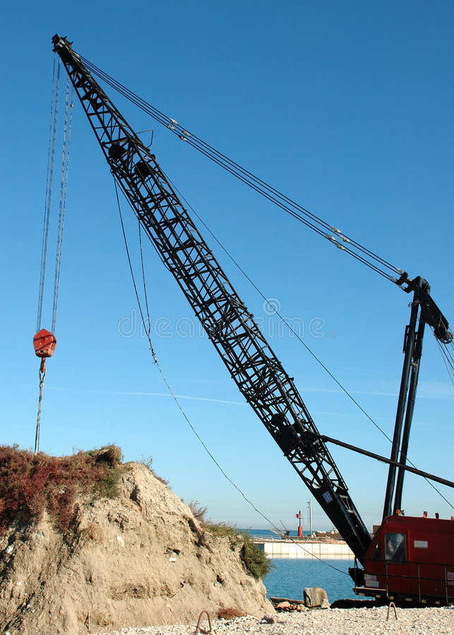 Grue ! images stock