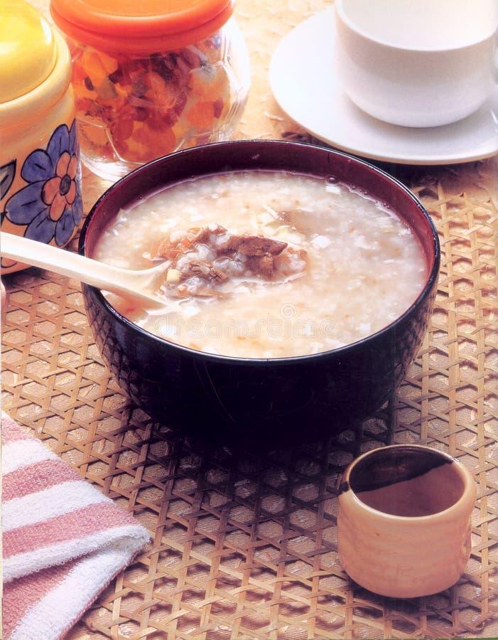 gruel της Κίνας ρύζι στοκ φωτογραφία με δικαίωμα ελεύθερης χρήσης