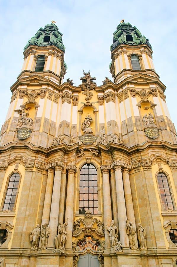 Gruessau abbey