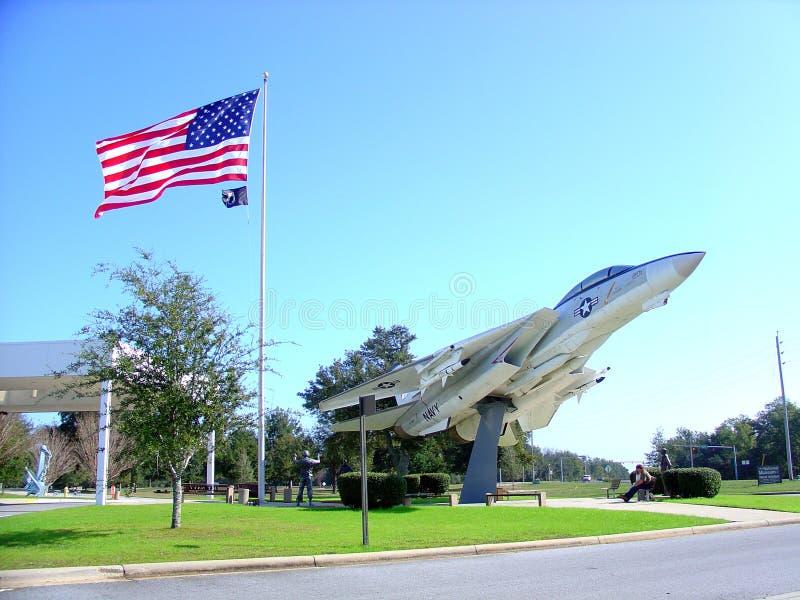 Grumman F-14 Kater royalty-vrije stock afbeeldingen