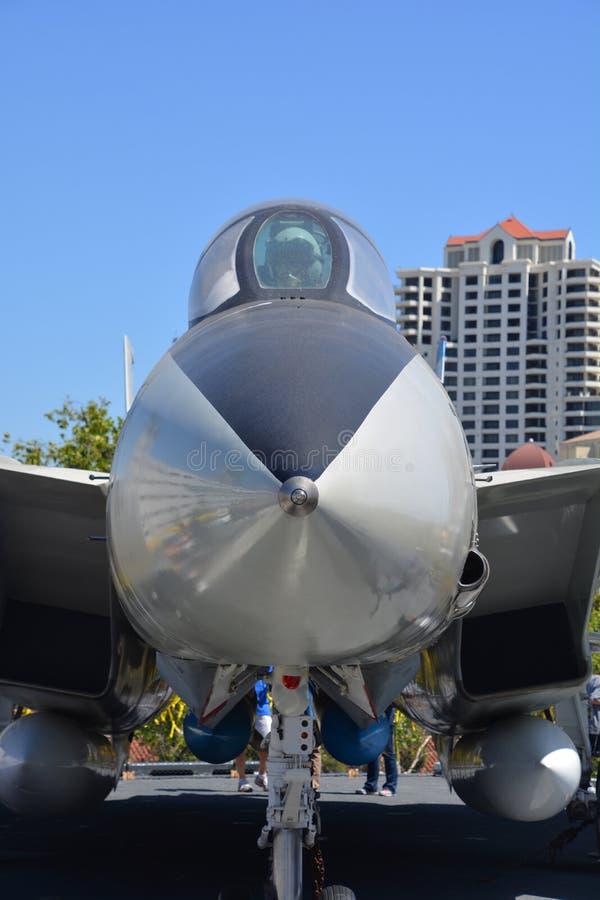 GrummanF-14 Tomcat lizenzfreies stockbild