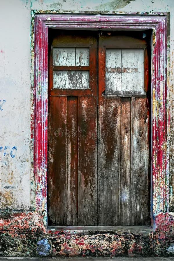 Grunchy oxidado fotos de archivo