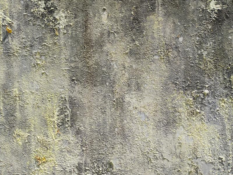 Grunda bakgrunden, gamla fläckade, grå yta arkivbilder