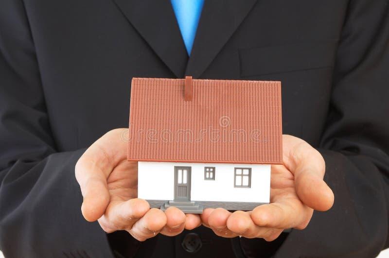 Grundbesitz lizenzfreie stockbilder