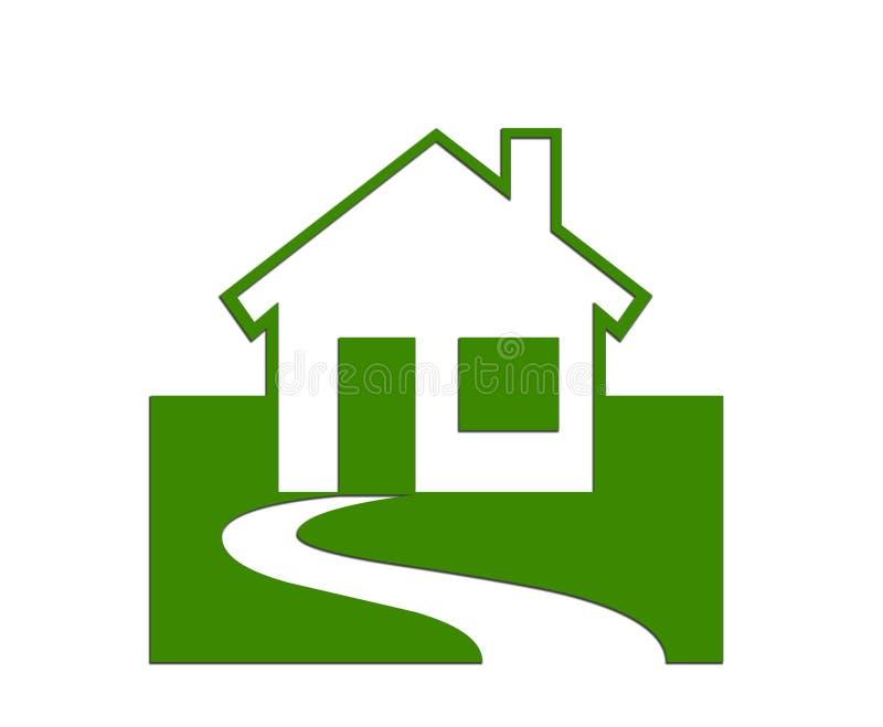 Grundbesitz/Häuser stockbilder
