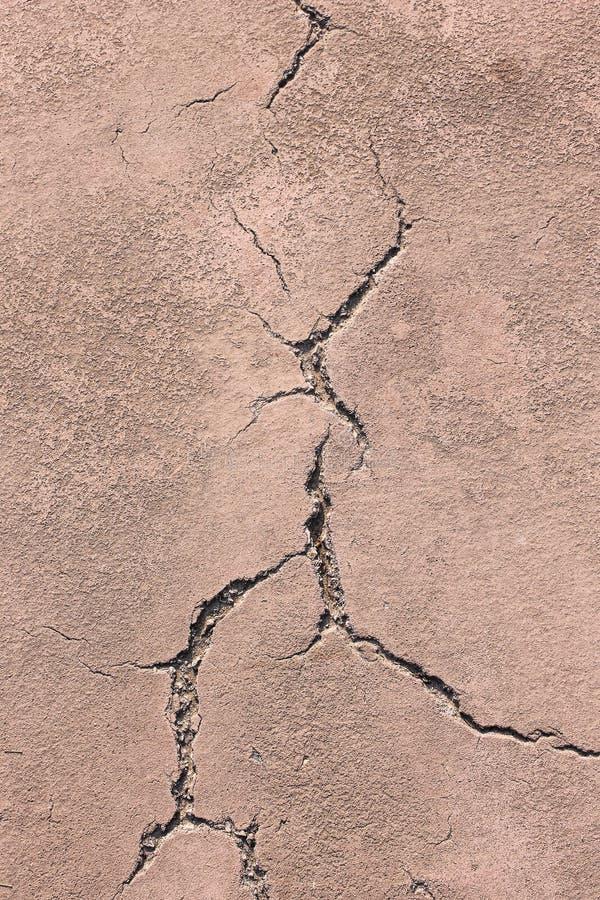 Grundsprungsdetail eines Seegehwegs lizenzfreies stockbild