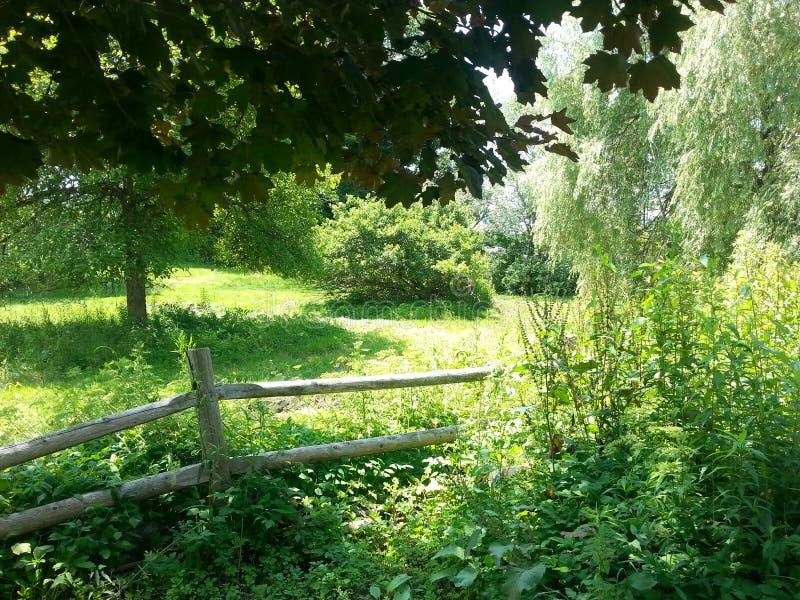 Grundstücksgrenzen stockbild