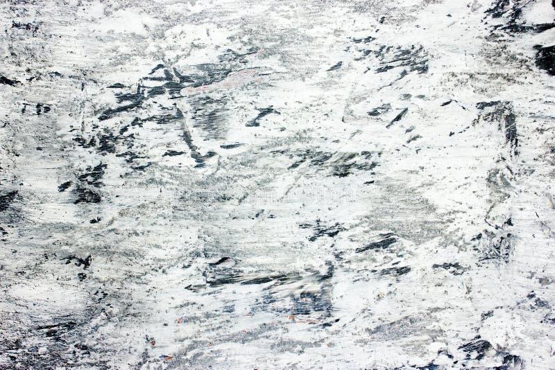 Grung enegrece, textura cinzento e branco da aflição foto de stock royalty free