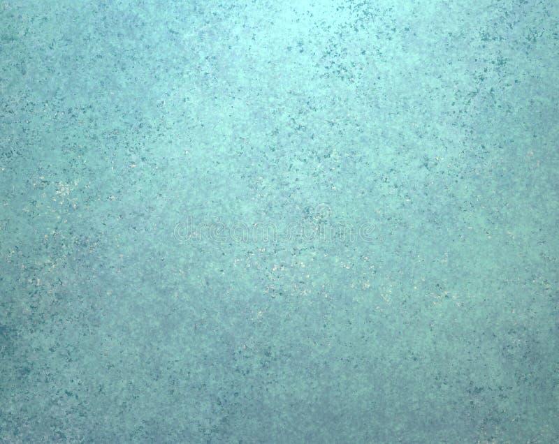 Grung rico de lujo del vintage del fondo azul abstracto fotos de archivo