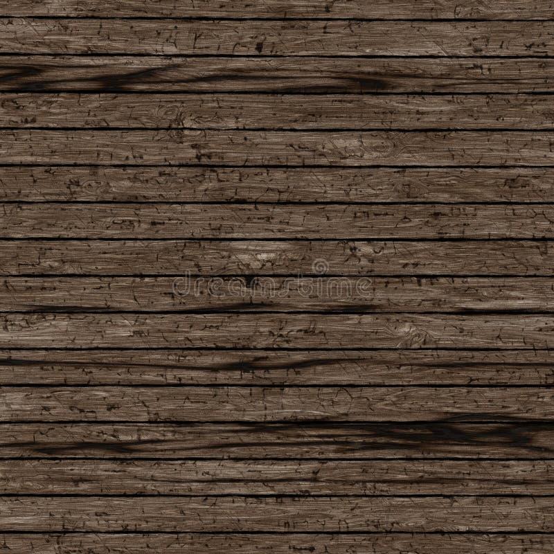 Grunge木背景。 库存照片