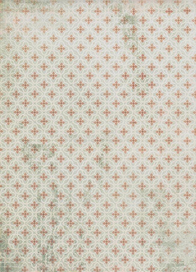 grunge模式墙纸 免版税图库摄影