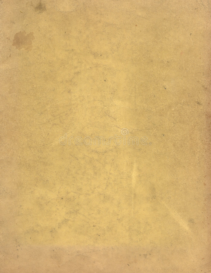 grunge温和的纸张 免版税图库摄影