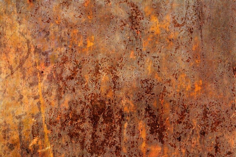 grunge生锈的纹理 库存照片