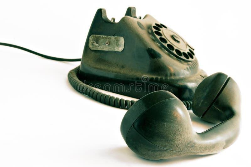 grunge电话 免版税库存图片