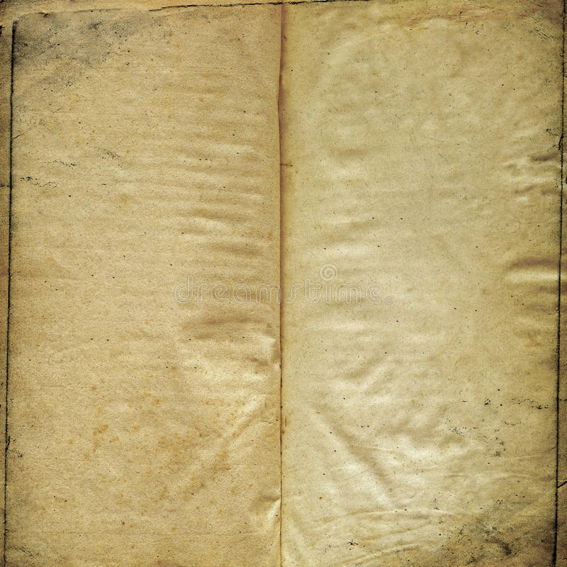 grunge纸纹理 库存图片