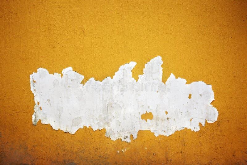 grunge老墙壁 库存照片