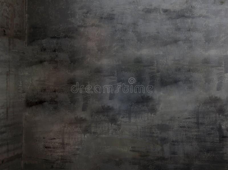 grunge老纹理墙壁 免版税库存图片