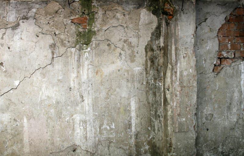 grunge老纹理墙壁 免版税图库摄影