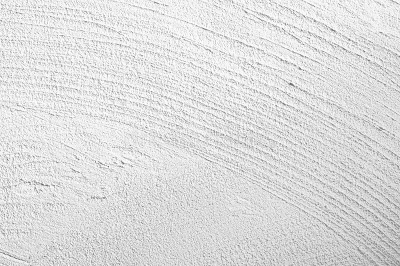 Grunge панели стены белый, светлый - серый бетон со светлой предпосылкой Текстура грязных, пыли белой стены конкретная фона и вып стоковые изображения
