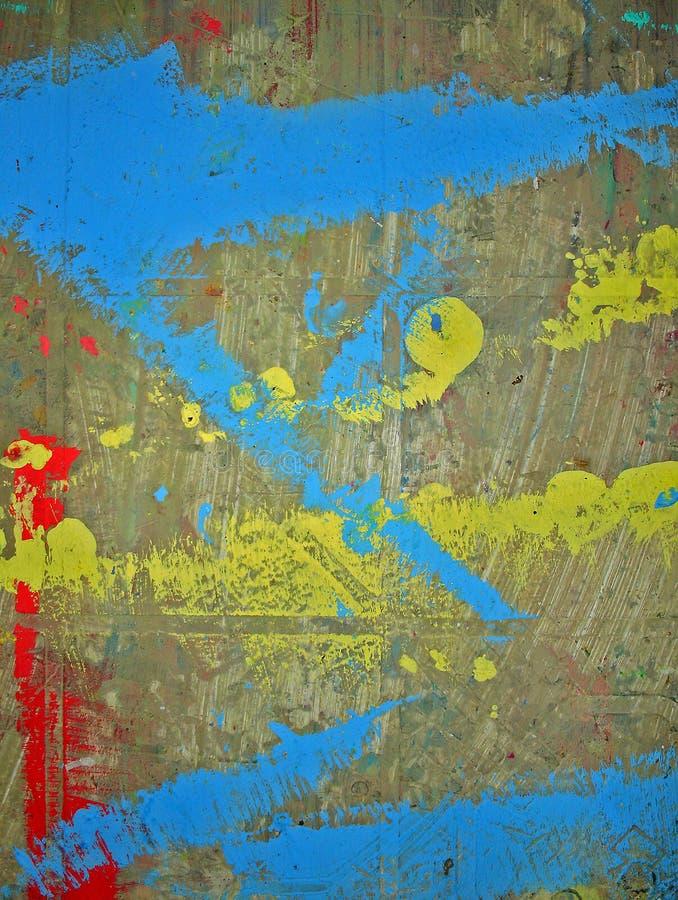 grunge ściany zdjęcia royalty free