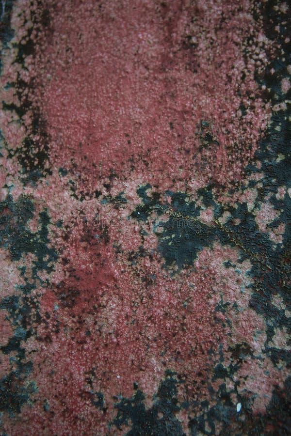 Grunge ścienna tekstura Stary dom tło textured zdjęcia royalty free
