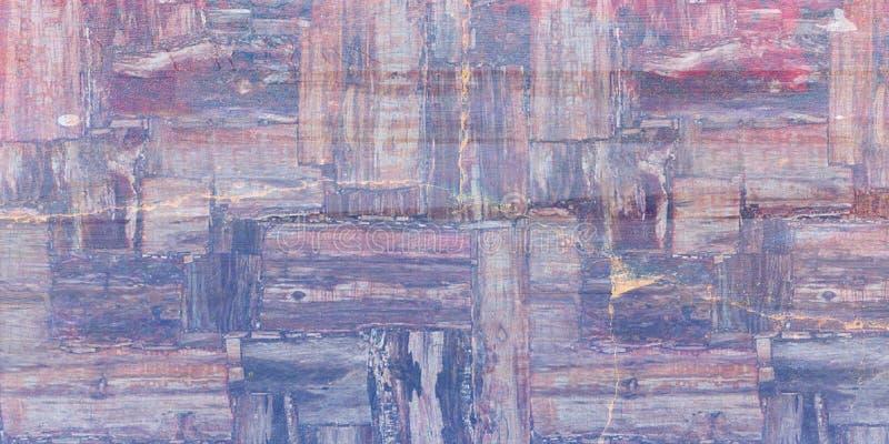 Στενοχωρημένη σύσταση επικαλύψεων του οξυδωμένου ξεφλουδισμένου μετάλλου grunge υπόβαθρο αφηρημένη ημίτοή διανυσματική απεικόνιση απεικόνιση αποθεμάτων