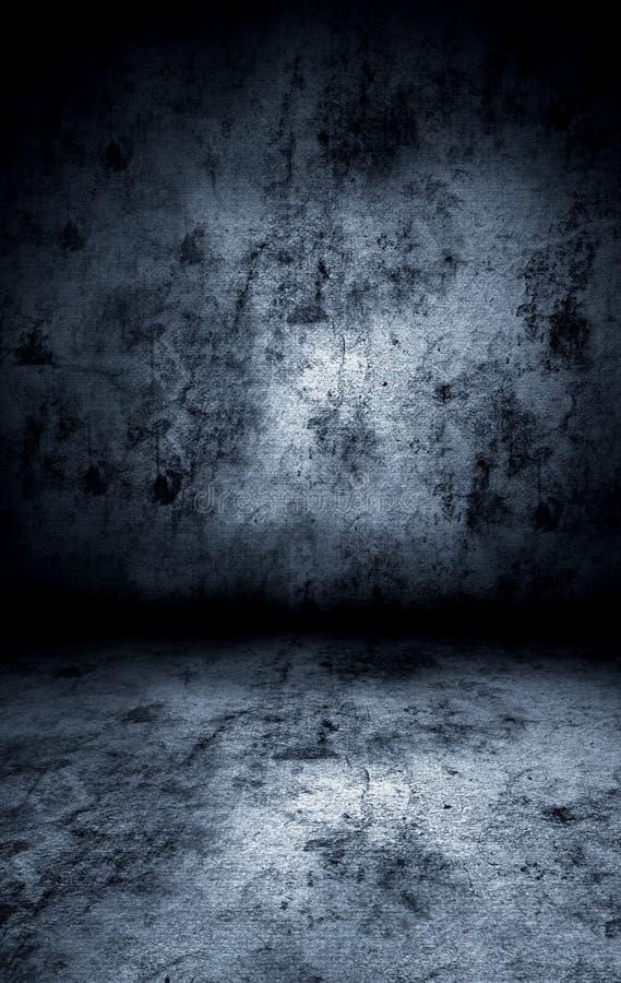 Download Grunge εσωτερικό δωμάτιο απεικόνιση αποθεμάτων. εικονογραφία από παλαιός - 13183305