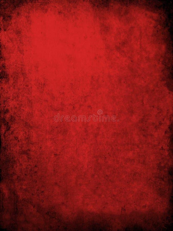 grunge κόκκινη σύσταση ελεύθερη απεικόνιση δικαιώματος
