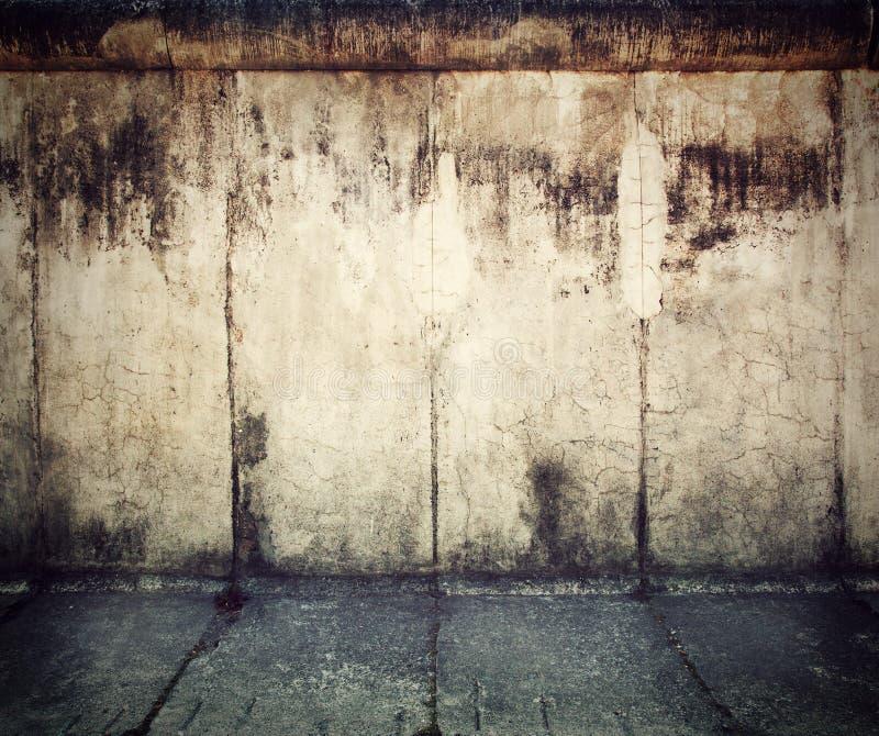 Grunge, σκουριασμένο υπόβαθρο συμπαγών τοίχων στοκ φωτογραφίες με δικαίωμα ελεύθερης χρήσης