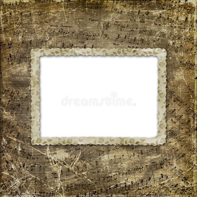 grunge альбома стародедовское замечает фото иллюстрация штока