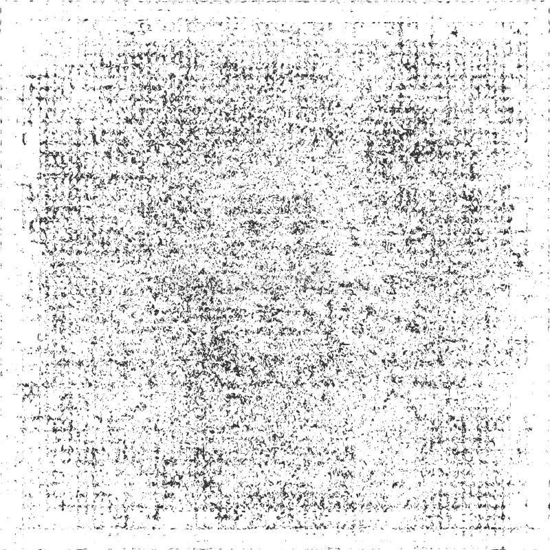 Grunge, городская предпосылка Верхний слой пыли Дистресс, текстура зерна Иллюстрация вектора для того чтобы создать grungy влияни иллюстрация вектора