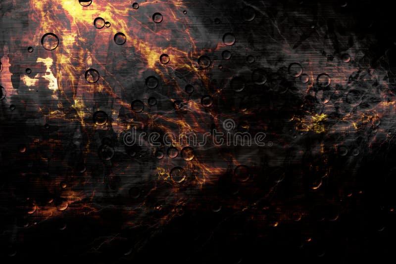 Grunge металлопластинчатый иллюстрация вектора