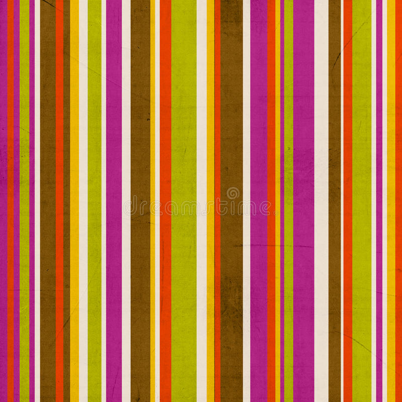 Grunge покрасило striped предпосылку иллюстрация вектора