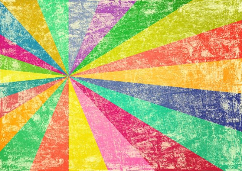 grunge предпосылки искусства иллюстрация штока