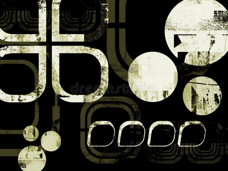 Download Grunge предпосылки иллюстрация штока. иллюстрации насчитывающей backhoe - 1194050
