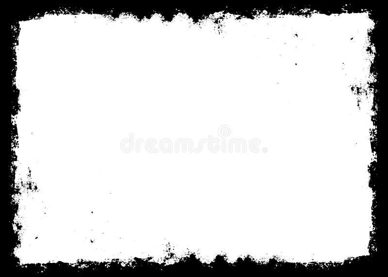 grunge рамки стоковое изображение