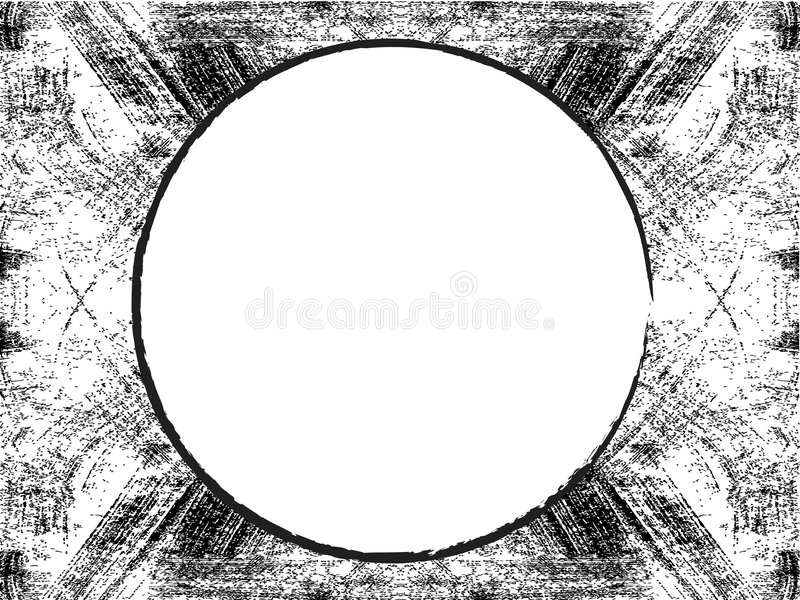 grunge рамки иллюстрация штока