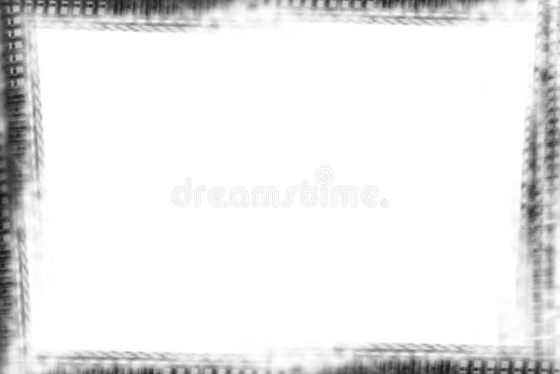 Grunge рамки Стоковое Фото